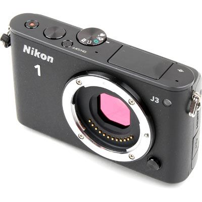 Used Nikon 1 J3 Body Only