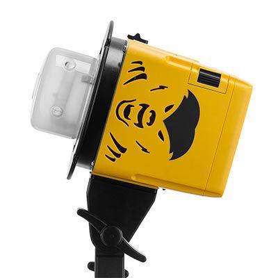 Image of Interfit Honey Badger Unleashed 250w HSS / TTL Flash