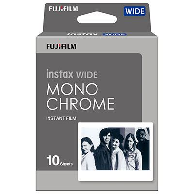 Image of Fujifilm Instax Wide Monochrome Film