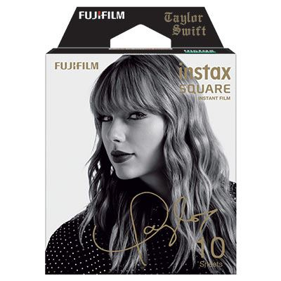 Image of Fujifilm Instax Square Film - Taylor Swift Edition