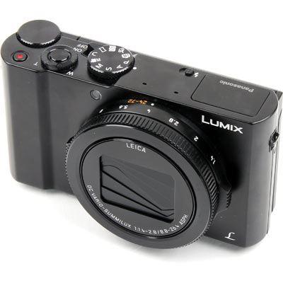 Used Panasonic Lumix DMC-LX15 Digital Camera