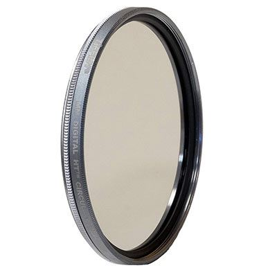 Tiffen HT 62mm Circular Polarising Filter