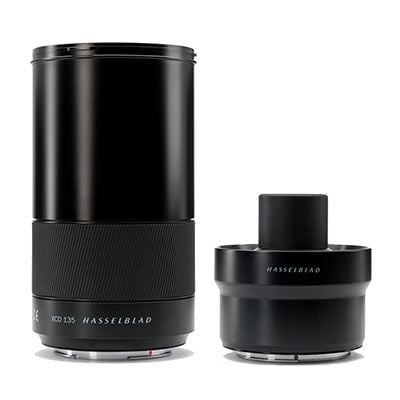 Image of Hasselblad 135mm f2.8 XCD Lens with X Converter 1.7