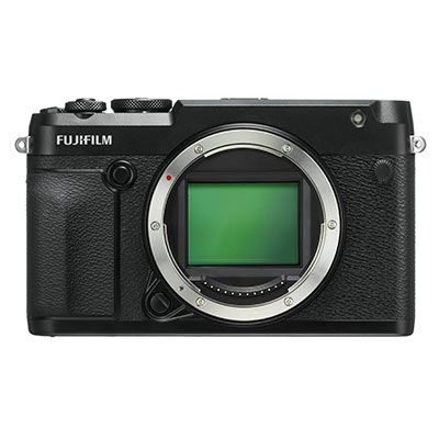 Image of Fujifilm GFX 50R Medium Format Camera Body