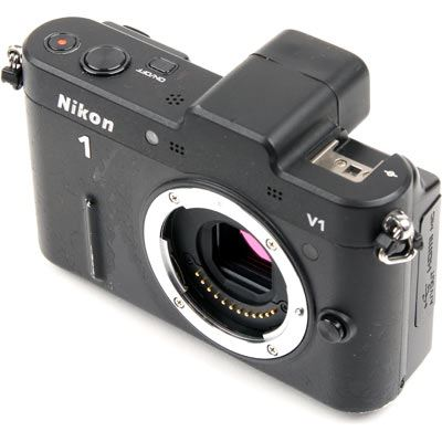 Used Nikon V1 Body Only