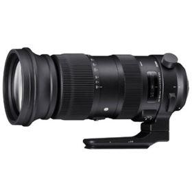 Sigma 60-600mm f4.5-6.3 DG OS HSM Sport Lens - Sigma Fit