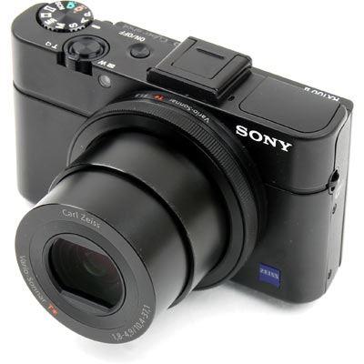 Used Sony Cyber-Shot RX100 II Digital Camera