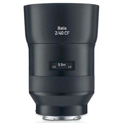 Zeiss 40mm f2 CF Batis Lens - Sony E Mount
