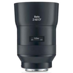 Zeiss 40mm f2 CF Batis Lens - Sony E Mount