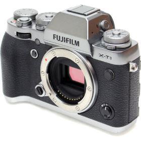 Used Fujifilm X-T1 Digital Camera Body - Graphite Silver