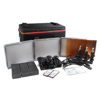 Aputure Amaran HR672SSC LED Light Kit