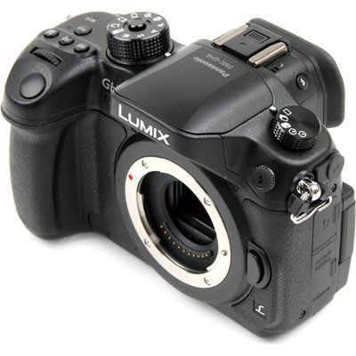 Used Panasonic LUMIX DMC-GH4 Digital Camera Body
