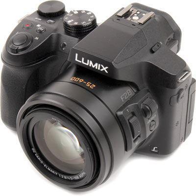 Used Panasonic LUMIX DMC-FZ330 Digital Camera