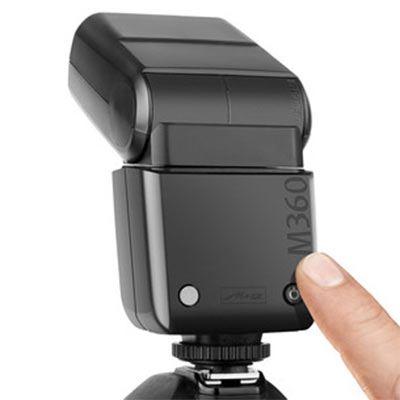 Metz M360 Flashgun -  Canon