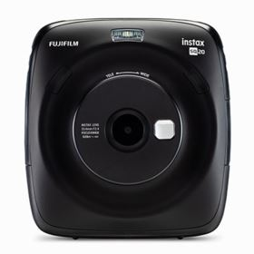 Fujifilm Instax Square SQ20 Hybrid Camera - Black