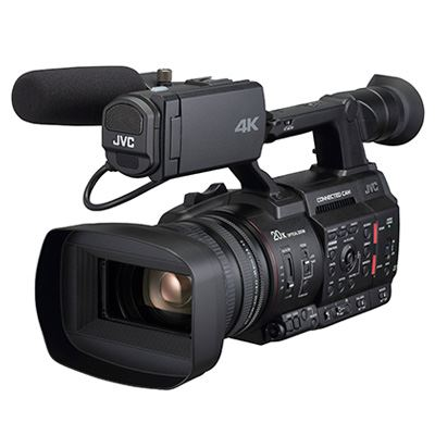 Image of JVC GY-HC500 Connected Cam 4K Camcorder
