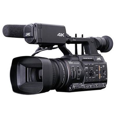 Image of JVC GY-HC550 Connected Cam 4K Camcorder