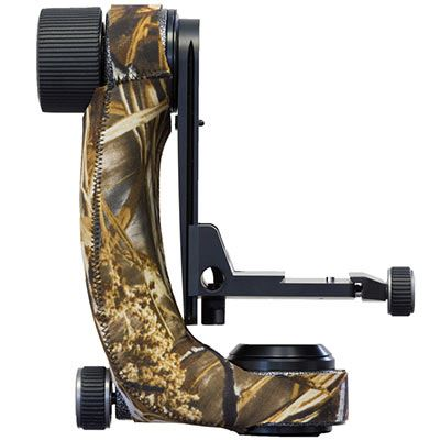 Image of LensCoat Gitzo Gimbal Fluid Head Pouch - Realtree Max4