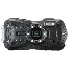 Ricoh WG-60 Digital Camera - Black
