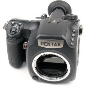 Used Pentax 645Z Medium Format Camera - Body Only
