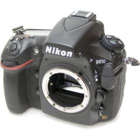 Used Nikon D810 Digital SLR Camera Body