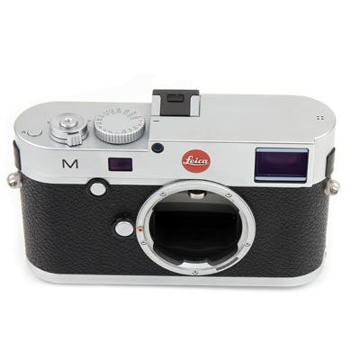 Used Leica M (Typ 240) Silver