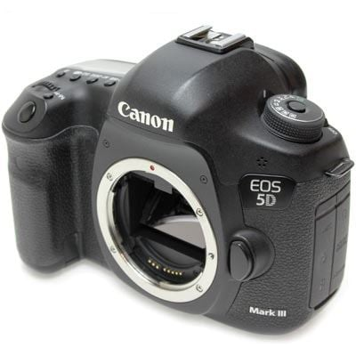 Used Canon EOS 5D Mark III Digital SLR Camera Body