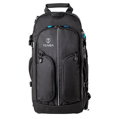 Tenba Shootout 14L Slim Backpack - Black