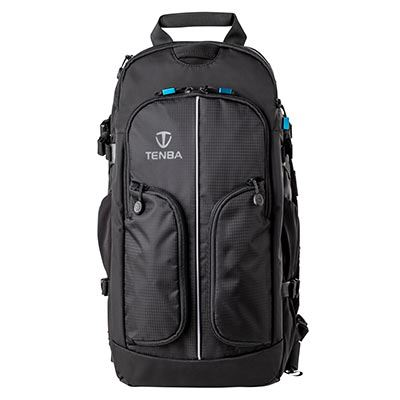 Tenba Shootout 16L DSLR Backpack - Black