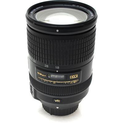 Used Nikon 18-300mm f3.5-5.6 AF-S ED VR DX Lens