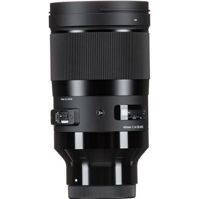 Sigma 40mm f1.4 AF DG HSM Art Lens - Sony E Fit