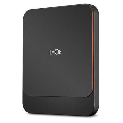 LaCie External Portable SSD - 500GB