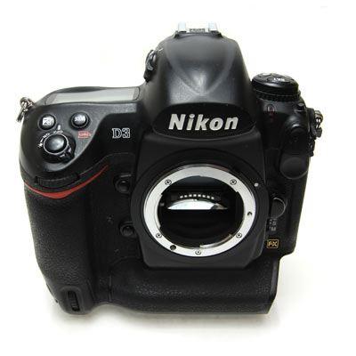 Used Nikon D3 Digital SLR Camera Body