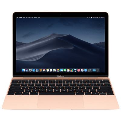Image of Apple MacBook 12-inch: 1.2GHz dual-core Intel Core m3, 256GB - Gold