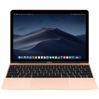 Apple MacBook 12-inch: 1.2GHz dual-core Intel Core m3, 256GB - Gold