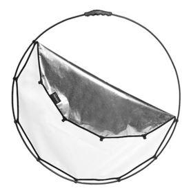 Lastolite HaloCompact Reflector 82cm - Silver / White