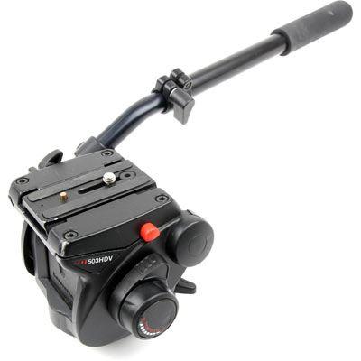 Used Manfrotto 503HDV Pro Video Head