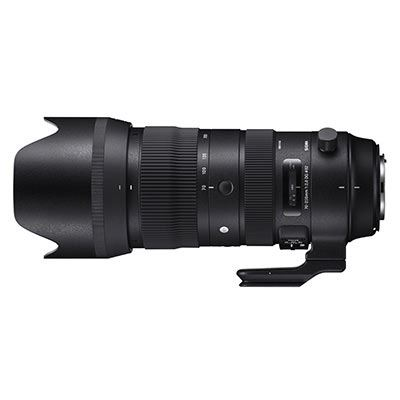 Sigma 70-200mm f2.8 DG OS HSM Sport Lens - Canon EF Fit