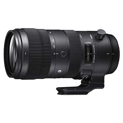 Sigma 70-200mm f2.8 DG OS HSM Sport Lens - Nikon F Fit