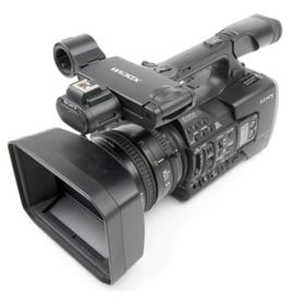 Used Sony PXW-X160 XAVC XDCAM Handheld HD Camcorder with Lens