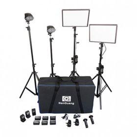 NanGuang LED Pad Light Luxpad 43H Four Head Kit