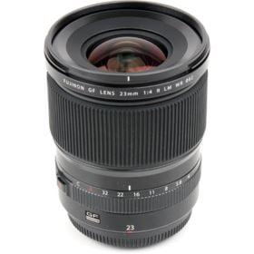 Used Fujifilm GF 23mm f4 R LM WR Lens