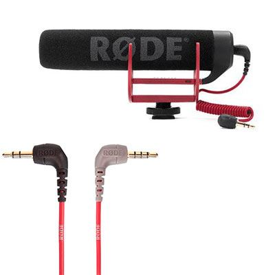 Rode VideoMic GO Mobile Videography Package
