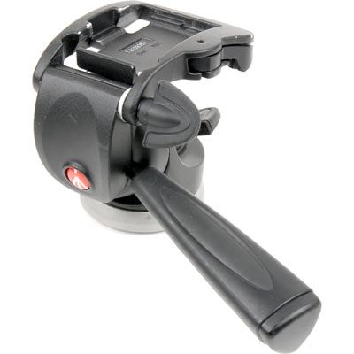 Used Manfrotto 391RC2 Junior Pan and Tilt Head Black