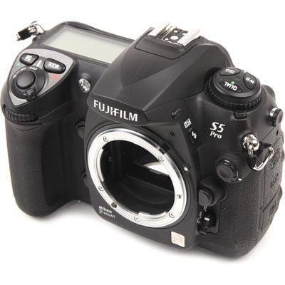 Used Fuji FinePix S5 Pro Digital SLR Camera Body