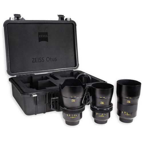 Zeiss Otus ZE Lens Bundle – Canon Fit