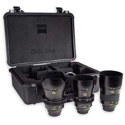 Zeiss Otus ZF.2 Lens Bundle – Nikon Fit