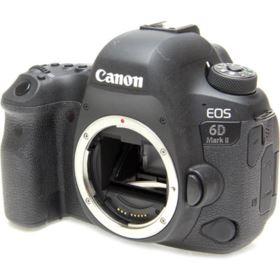Used Canon EOS 6D Mark II Digital SLR Camera Body