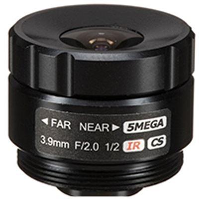 Marshall 3.9mm F2.0 CS Mount Prime Lens