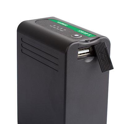 Swit S-8U65 Sony BP-U Camcorder Battery